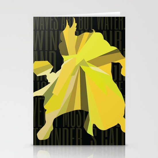 Thor - Quote Stationery Card