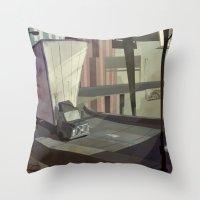 FREE -WAY Throw Pillow