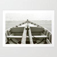 Boat I Art Print