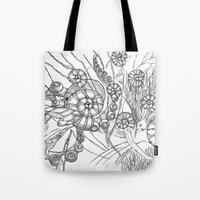 Back To The Water / Orig… Tote Bag