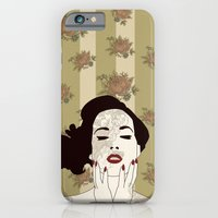 Vintage Glamour iPhone 6 Slim Case