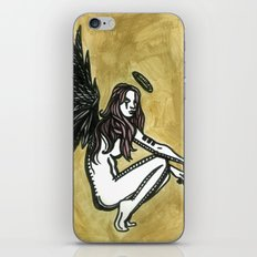 The Initial Appearance of Nephilim iPhone & iPod Skin