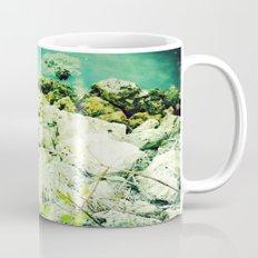 blue lagoon Mug