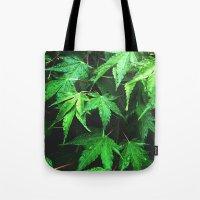 green love  Tote Bag
