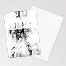FPJ gray mix Stationery Cards