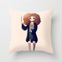 Leviosa Throw Pillow