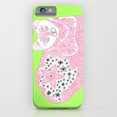 Pink Kitty Slim Case iPhone 6s