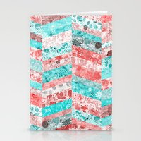 Paris Pattern Stationery Cards