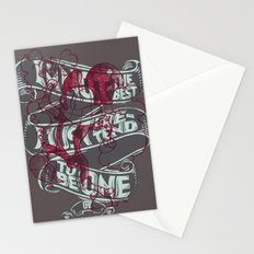 LOCO BAKED variant2 Stationery Cards