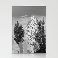 Alpinia Purpurata – Re… Stationery Cards