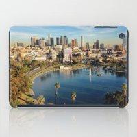 Downtown Los Angeles iPad Case