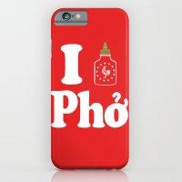 I Heart Pho iPhone 6 Slim Case