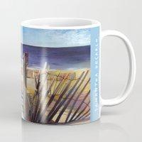 Oval Beach Mug