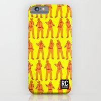 Yellowman Skank - Yellow iPhone 6 Slim Case