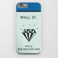 Occupy Wall Street? iPhone 6 Slim Case