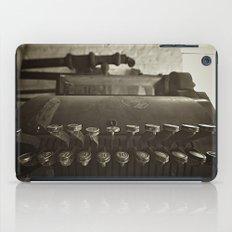cash is king  iPad Case