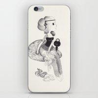 La Petite Maladie iPhone & iPod Skin