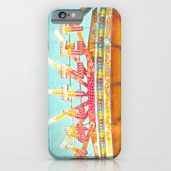 Spinning Cars iPhone & iPod Case