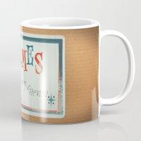 Hermes Special Delivery Service Mug