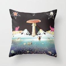 Love Song Throw Pillow