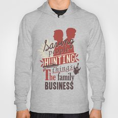 The Family Business Hoody