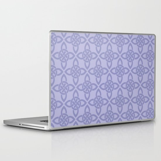 Northern Knot Pattern Laptop & iPad Skin