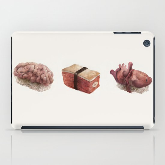 Fresh Flesh iPad Case