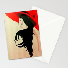 Red 1.0 Stationery Cards