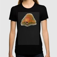 Gulp! Womens Fitted Tee Black SMALL