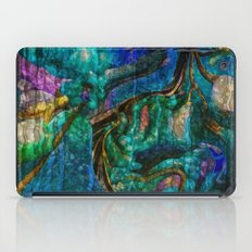 A  Zazzle Of an Abstract by Sherri Of Palm Springs iPad Case