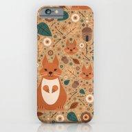 Squirrel Nutkin  iPhone 6 Slim Case
