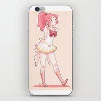 Sailor Bubblegum iPhone & iPod Skin