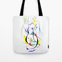 Cuerpo De Mujer (estudio… Tote Bag