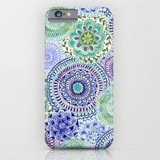Tossed Mandalas Slim Case iPhone 6s