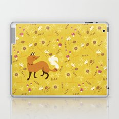 Cute as a Fox Laptop & iPad Skin