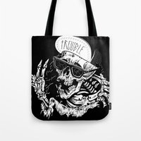 TROUBLE RIPPER / TROUBLE… Tote Bag