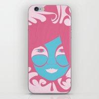 Bjork: All Is Full Of Lo… iPhone & iPod Skin