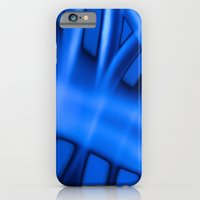 iPhone & iPod Case featuring Nothing But Blue #3 by KineticPhotos