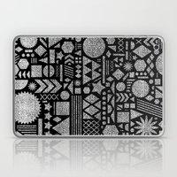 Modern Elements with Black. Laptop & iPad Skin