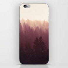 Chasing Light iPhone & iPod Skin