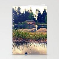 Wapato Lake Beauty Stationery Cards