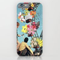 iPhone Cases featuring Bloomed Joyride by Eugenia Loli