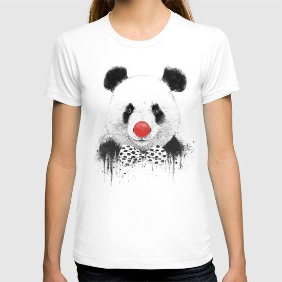 Clown panda T-shirt