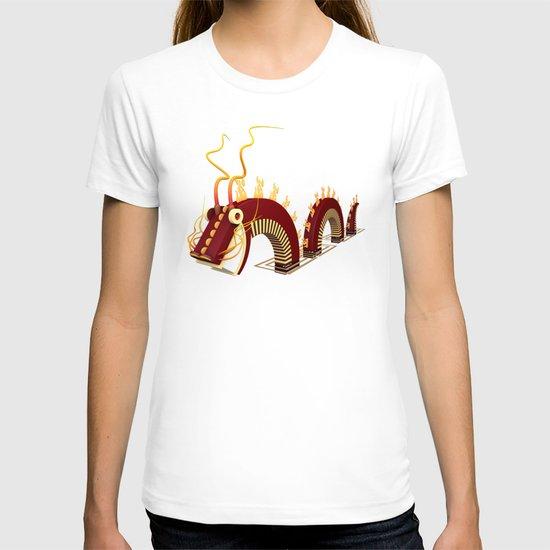 Dragon - Fire T-shirt