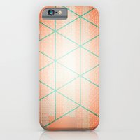 iPhone & iPod Case featuring Christmas Variation by allan redd