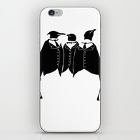 All Dressed Up And Nowhere To Go iPhone & iPod Skin