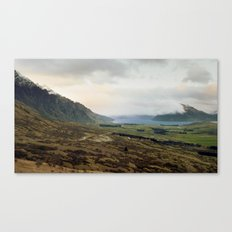 Separate worlds Canvas Print