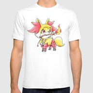 T-shirt featuring Flame Games by Randy C