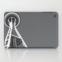 Space Needle iPad Case