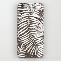 Jungle Pattern iPhone & iPod Skin
